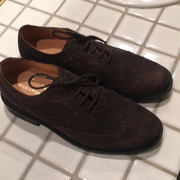 Rockport Shoes | Rockport Mens Suede